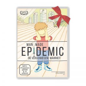 DVD - Man Made Epidemic